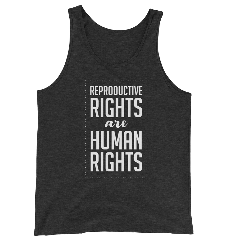 Reproductive Rights Are Human Rights - Unisex Tank Top