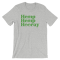 Hemp Hemp Hooray - Unisex Short Sleeve T-Shirt - Cruel World Apparel Shirts Clothing