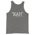 """Nah"" Rosa Parks - Unisex Tank Top - Cruel World Apparel Shirts Clothing"