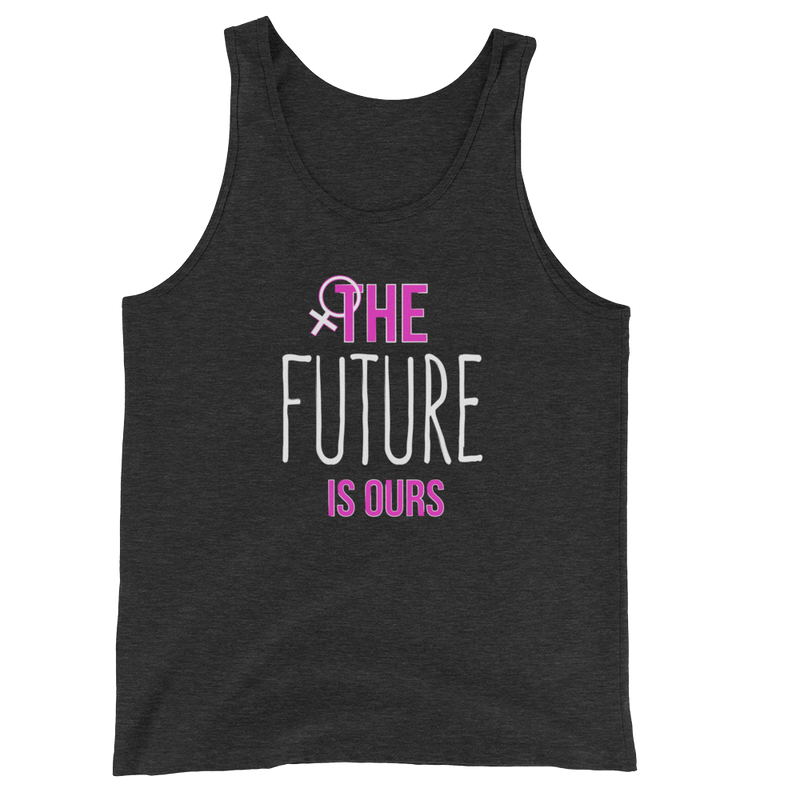 The Future Is Ours - Unisex Tank Top