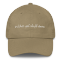 Bitches Get Stuff Done - Classic Dad Cap Hat