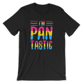 I'm Pan-Tastic - Unisex Short Sleeve T-Shirt