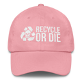 Recycle or Die - Classic Dad Cap Hat