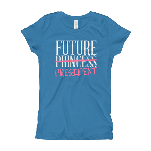 Future President - Girl's T-Shirt