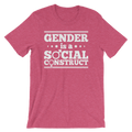Gender Is A Social Construct - Unisex Short Sleeve T-Shirt - Cruel World Apparel Shirts Clothing