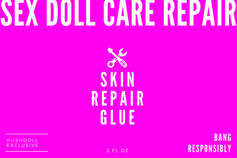 Sex Doll Skin Repair Glue