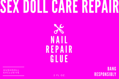 Sex Doll Nail Glue