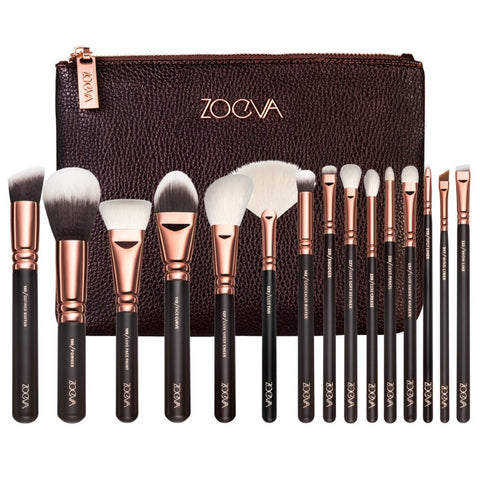Brush set of 15 pieces