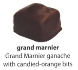 grand marnier flavoured chocolate