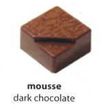 dark chocolate flavour