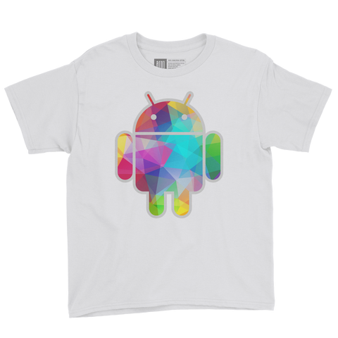 Android youth tee