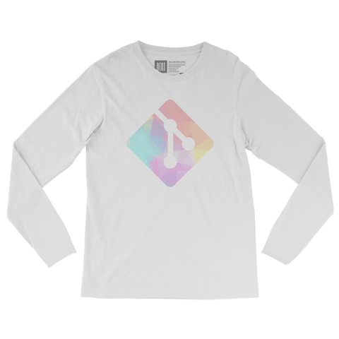Git long-sleeve tee