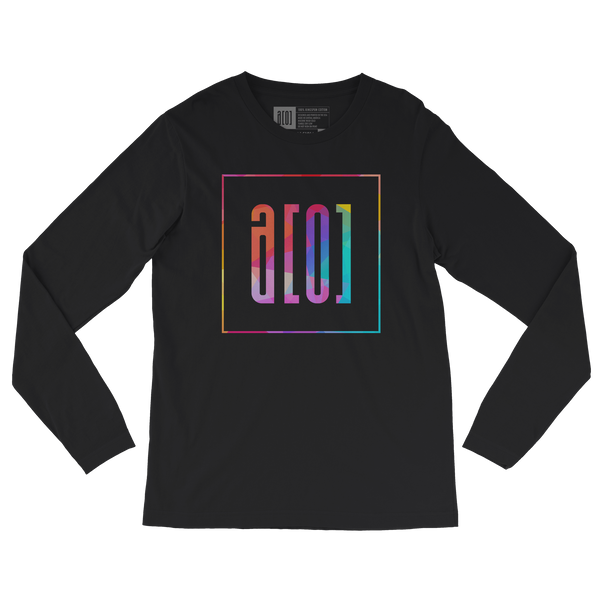 A[0] long-sleeve tee