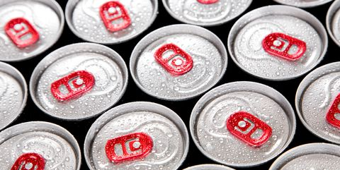 Energy drink ban for children in England?