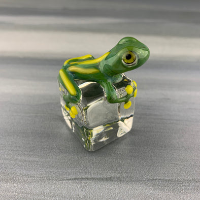 Frog on a Cube