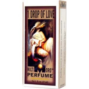 Multioro One Drop Of Love Perfume 1oz