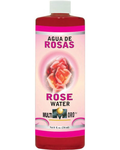 Multioro Perf Rose Red Water - 8oz