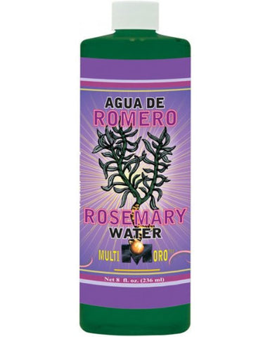 Multioro Perf Rosemary Green Water - 8oz