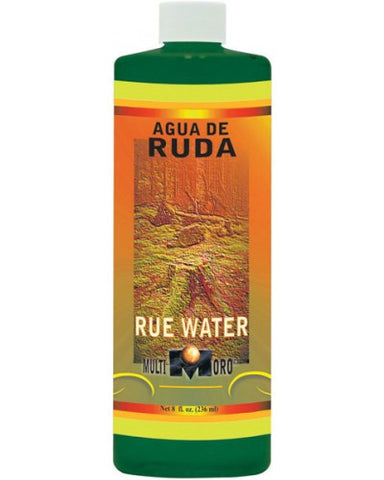 Multioro Perf Rue With Plant Green Water - 8oz