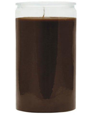 Plain Brown Candle - 1 Color 2 Day
