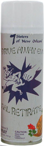 7 Sister's Drive Away Evil Spray 6.5oz