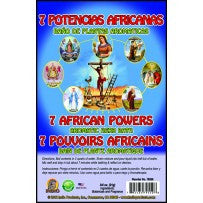 7 African Powers Bath Herbs