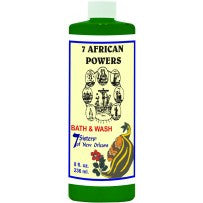 7 Sisters 7 African powers Bath & Floor Wash