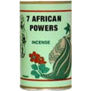 7 Sisters 7 African Powers Incense Powder