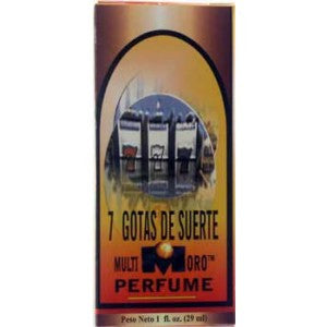 Multioro 7 Drops Of Luck Perfume 1oz