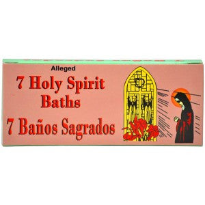 7 Holy Spirit Bath Oil (7pk)