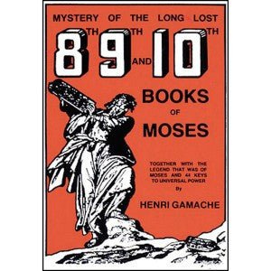 8,9,10 Books Of Moses