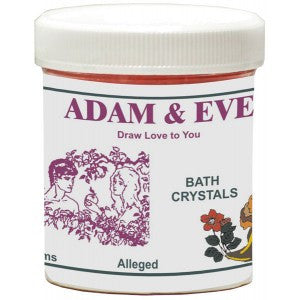 7 Sisters Adam & Eve Bath Crystals