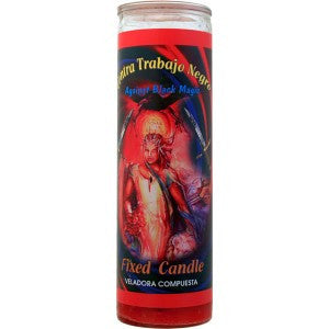 Against Black Magic Candle - Velas Misticas