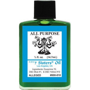 7 Sisters All Purpose Oil - 0.5oz