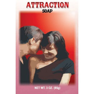 Indio Attraction Bar Soap 3oz