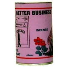 7 Sisters Better Business Incense Powder
