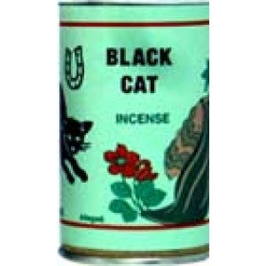 7 Sisters Black Cat Incense Powder