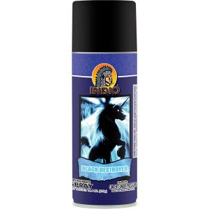 Indio Black Destroy Spray 14.4oz