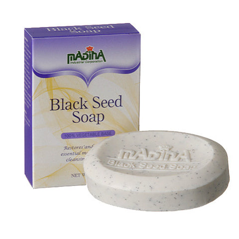 BLACK SEED SOAP WITH SHEA BUTTER