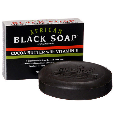 Black Soap Cocoa Butter