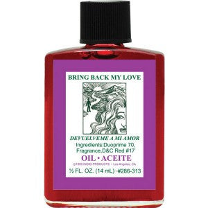 Indio Bring Back My Love Oil - 0.5oz