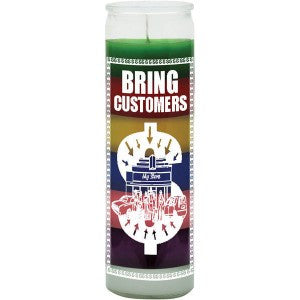 Bring Customers Candle