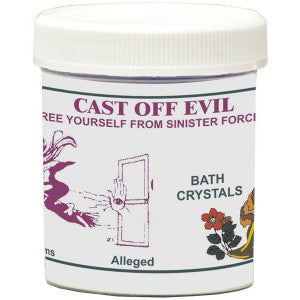 7 Sisters Cast Off Evil Bath Crystals