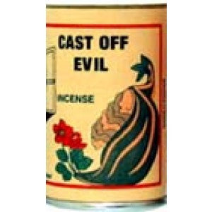 7 Sisters Cast Off Evil Incense Powder