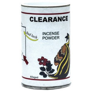 7 Sisters Clearance Incense Powder