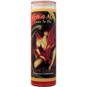 Come To Me Candle - Velas Misticas