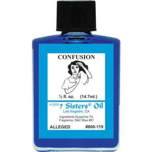7 Sisters Confusion Oil - 0.5oz