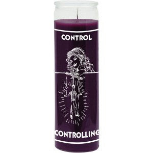 Controlling Purple Candle