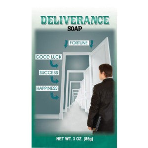 Indio Deliverance Bar Soap 3oz