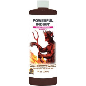 Powerful Indian Devil Shoestring Bath & Floor Wash